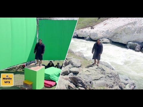 Bajrangi Bhaijaan - VFX Breakdown by Prime Focus India