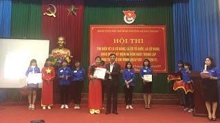 Phường Quang Trung: Sôi nổi hội thi Tìm hiểu về lá cờ Đảng, lá cờ Tổ quốc