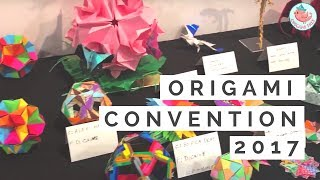 The BEST origami was showcased at the Origami Convention NYC 2017 at St. John's University from June 23–26, 2017. OrigamiUSA is home to some of the most amazing origami artists to date. Check it out! Also watch the origami tree at the Museum of Natural History 2016 tour: https://youtu.be/op7t4Kliq3o Follow Joe Adia: http://www.flickr.com/joeadia------ABOUT: Hello my crafty friends! I'm Jenny, from NYC, and I LOVE to craft. I've created hundreds of paper craft and origami tutorials, do-it-yourself (DIY) crafting tutorials, and general craft tutorials, so be sure to subscribe and check back frequently. :-)INSTAGRAM: https://Instagram.com/OrigamiTree/FACEBOOK: https://www.Facebook.com/OrigamiTreeSNAPCHAT: https://www.snapchat.com/add/OrigamiTreeTWITTER: https://Twitter.com/OrigamiTreePINTEREST: http://www.Pinterest.com/OrigamiTreeWEBSITE: http://www.OrigamiTree.comShare your crafts in the Fan Gallery (bit.ly/OTFanGallery), or on social media with #OrigamiTree. You may also visit OrigamiTree.com, for free craft tutorials, demos, printable origami paper, and more!MUSIC: Adventures - HimitsuRoyalty-Free Music https://youtu.be/8BXNwnxaVQEBusiness Inquiries: JennyOrigamiTree@gmail.com