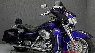 8. 2004 Harley Davidson FLHTCSE CVO Electra Glide Classic - National Powersports Distributors