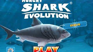 Hungry Shark Evolution çekiç başlı köpekbalığı/Android Gameplay