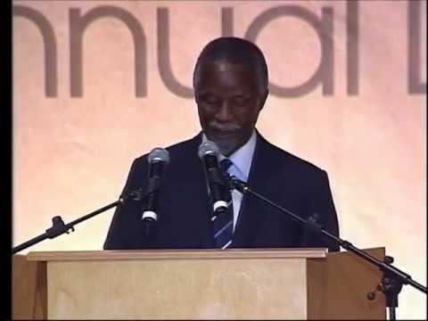 , title : '4th Nelson Mandela Annual Lecture'