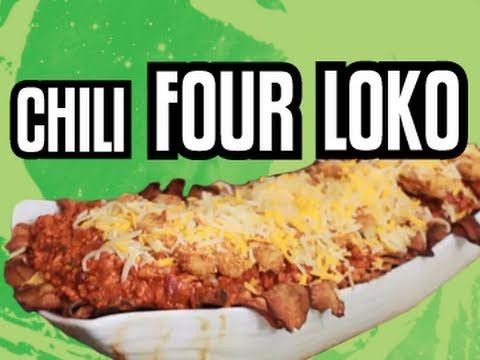 Chili Four Loko - Epic Meal Time