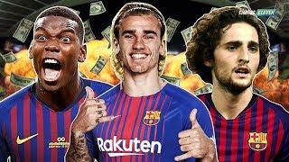 Download Video 7 Pemain Incaran Barcelona di Bursa Transfer Januari 2019 - RUMOR TRANSFER MP3 3GP MP4