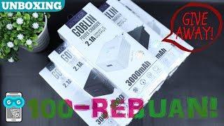 SERBA 100-RIBUAN: Unbox Produk Rekomendasi di Official Store Tokopedia: ROKER Edition! (+GIVEAWAY)