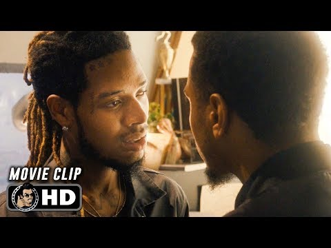 BLOOD BROTHER Clip - China Rescue (2018) Trey Songz