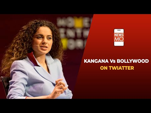 Kangana Ranaut Targets Bollywood A-Listers Through Her Twitter Account | NewsMo