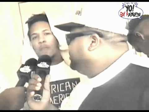 EPMD & Redman – Interview @ Yo MTV Raps 1992