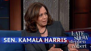 Video Sen. Kamala Harris: This Won't End With A Wall MP3, 3GP, MP4, WEBM, AVI, FLV Januari 2019