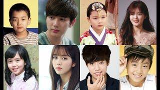 Video 9 Korean Child Star THEN and  NOW MP3, 3GP, MP4, WEBM, AVI, FLV April 2018
