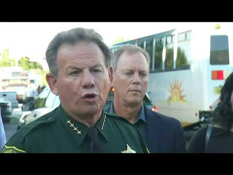 Multiple people dead, suspect arrested without incident in Florida school shooting