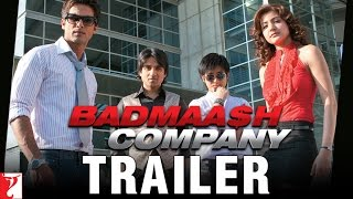 Badmaash Company - Theatrical Trailer (with English Subtitles)