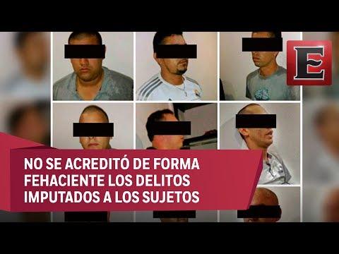 Juez libera a los presuntos asesinos de mando policial de Veracruz