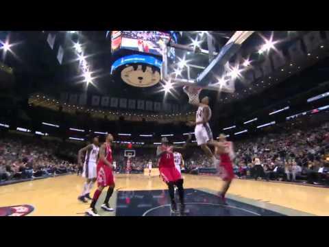 Film: 10 najlepszych akcji koszykówki NBA 2012