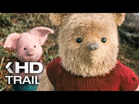 CHRISTOPHER ROBIN Trailer German Deutsch (2018)