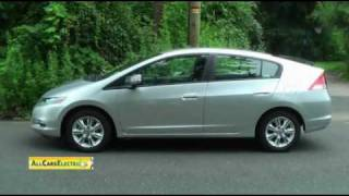 Test Drive And Review:  2010 Toyota Prius Vs 2010 Honda Insight
