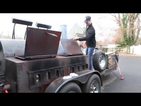 More Than Q Barbecue at Easton Public Market, Easton, PA