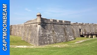 St. Augustine (FL) United States  city photos : Castillo De San Marcos, St Augustine Florida Fort