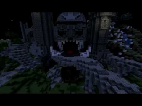 Epic Minecraft Map Herobrine's Castle