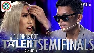"Video Pilipinas Got Talent 2018 Semifinals: Jepthah ""Wow Magic"" Callitong - Magic MP3, 3GP, MP4, WEBM, AVI, FLV April 2018"