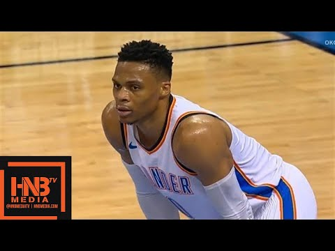 Oklahoma City Thunder vs Utah Jazz 1st Qtr Highlights / Game 2 / 2018 NBA Playoffs