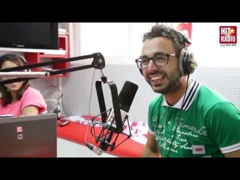 LA RENCONTRE D'AHMED CHAWKI AVEC MICHELLE VARGAS - HIT RADIO