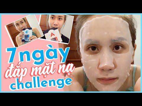 Hot Beauty Vlogger Hương Witch thử thách 7 ngày xài mặt nạ Foodaholic