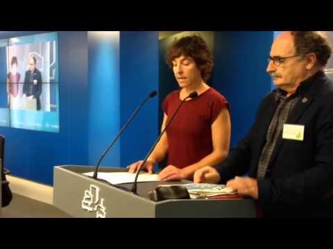 #BabestuBerria Anunciamos iniciativas en el Parlamento