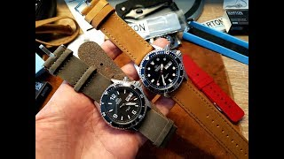 Change The Look Of Your Watch with New Quick Release Watch Band: Cheap and Easy