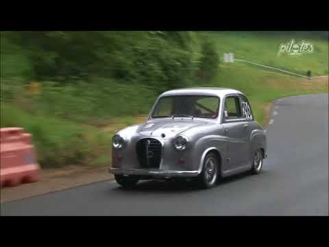 Race A35 French Hillclimb 2015