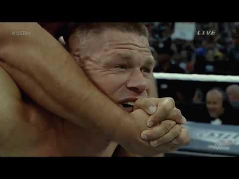WWE John Cena vs Rusev United States Championship Wrestlemania 31 Full Match   Highlights HD  720 X