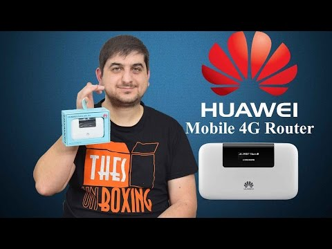 ?????? 4G Router & Powerbank; Huawei E5770s320 | Thes Unboxing GR+ Eng Subs_Network device videos for IT admins. Best of the week