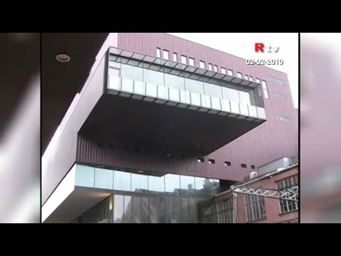 Rabozaal - Architectuur in Amsterdam