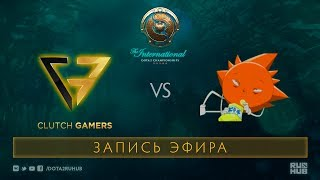 CG vs Skatemasters, The International 2017 Qualifiers [Maelstorm, LightOfHeaven]