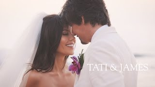 OUR WEDDING | Tati and James Wedding