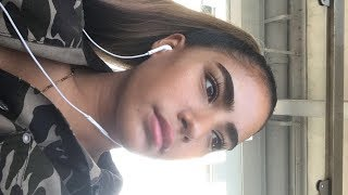 Hi my loves, hope you're well and that you enjoy this vid x Here is a quick makeup look ft some new glossier products that will be...