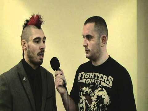 Dan Hardy talks Carlos Condit Greg Jackson Koscheck and GSP