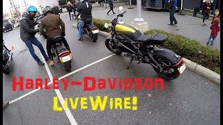 9. Harley-Davidson LiveWire Test Ride!