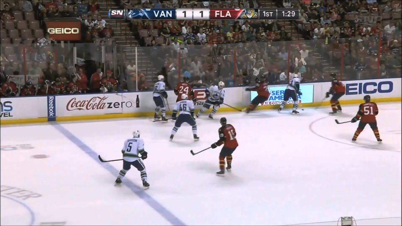 Vancouver Canucks – All Goals – March 2013/14 – HD