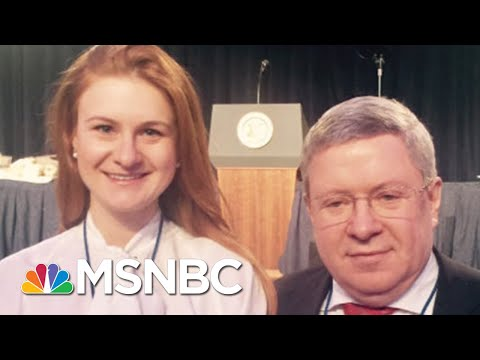 Butina Case Raises Questions On Russia's Role In Rex W. Tillerson Pick | Rachel Maddow | MSNBC