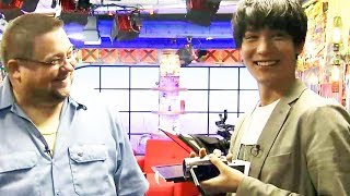 映画『アベンジャーズ/インフィニティ・ウォー』中川大志特別映像