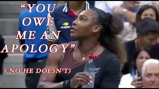 Video All the Reasons Serena Williams is Wrong (with Evidence) | AndrewSays MP3, 3GP, MP4, WEBM, AVI, FLV September 2018