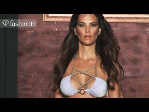 Toxic Sadie Swimwear 2013 – Bikini Models on the Runway at Funkshion Miami Beach   FashionTV