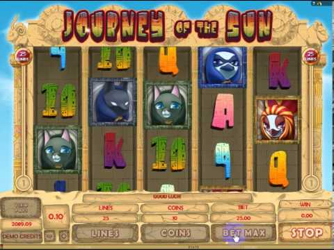 BETMOTION: JOURNEY OF THE SUN - SLOT - TRUEBETMEDIA.COM
