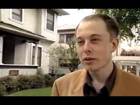 Young Elon Musk Featured In Documentary About Millionaires