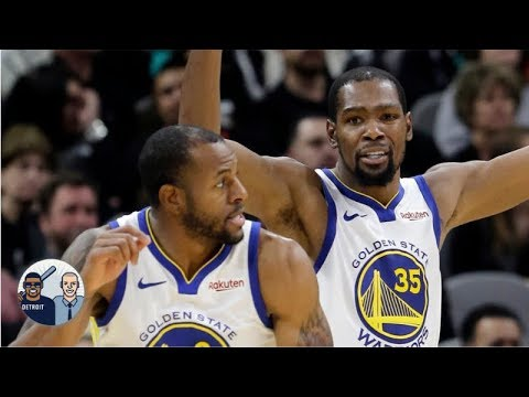 What Andre Iguodala's 'The Breakfast Club' interview might mean for KD, Warriors | Jalen & Jacoby