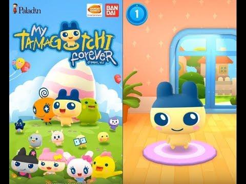 《我永遠的塔麻可吉 My Tamagotchi Forever》手機遊戲玩法與攻略教學!