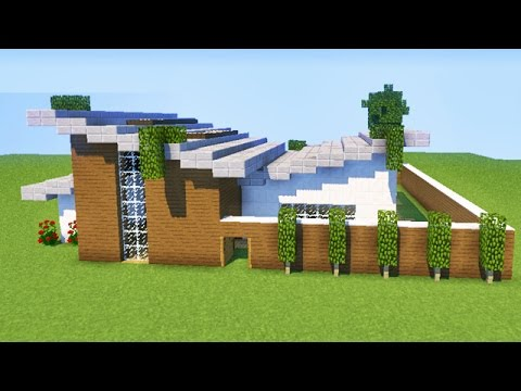 Search result youtube video comment faire une belle maison - Belle construction minecraft tuto ...