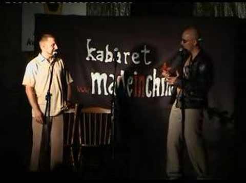 Kabaret Made in China - Bogusław Linda (wersja z psem)