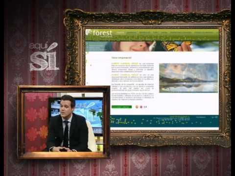 Entrevista en InformaciónTV a Pedro Fernández.